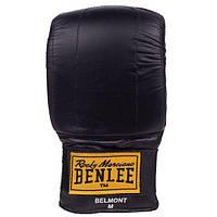 Перчатки снарядные Benlee BELMONT /M / черные benlee rocky marciano,, фото 1