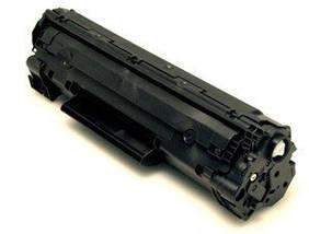 Картридж HP 35A (CB435A), Black, LJ P1005/P1006, ресурс 1500 листов, BASF (BASF-KT-CB435A), фото 3