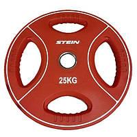 Диск поліуретановий Stein 25 кг