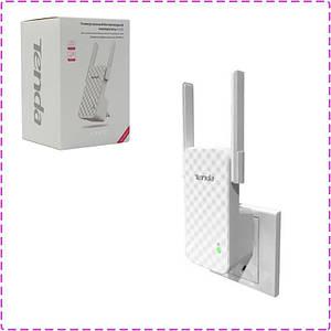 Підсилювач Wi Fi Tenda A9 White Range Extender, 300Mbps, репітер вай фай, ретранслятор, повторювач сигналу