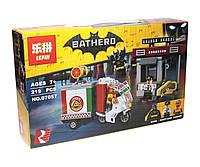 Конструктор аналог лего Lepin Супер герои (Бэтмен: Специальная доставка от Пугала), 219 детали (07057)