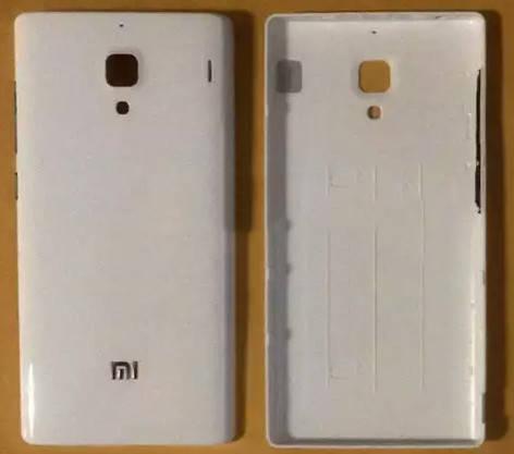 Задняя крышка Xiaomi Redmi white, сменная панель сяоми ксиоми редми, фото 2
