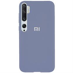 Чехол Silicone Case Full Protective для Xiaomi Mi Note 10 / Note 10 Pro / CC9 Pro