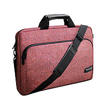 """Сумка для ноутбука 15.6"""" Grand-X SB-139C, кораловый, 38 х 26 х 5 см, фото 2"""