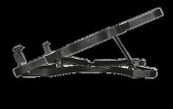 """Охлаждающая подставка для ноутбука 17.3"""" Trust Xstream, 2 вентилятора, регулировка высоты, 360х245х17 мм, фото 3"""