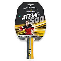 Ракетка н / т Atemi 500 ATEMI 10041