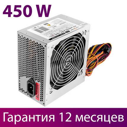 Блок питания LogicPower 450W ATX-450W, фото 2