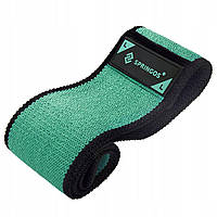 Гумка для фітнесу та спорту тканинна Springos Hip Band Size L FA0111