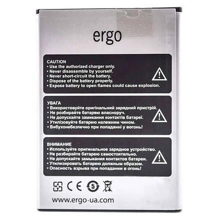 Аккумулятор/батарея Ergo A550 Maxx, фото 2