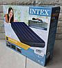 Intex  Односпальній надувной матрас 64757 одноместный, 99х191х25см, в коробке