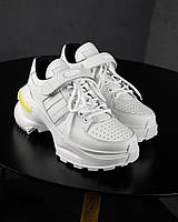 "Женские Кроссовки Ms Sneakers 1000-1 ""Full White"" - ""Белые"", фото 1"