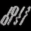 Миксер ручной Scarlett SC-HM40S07, міксер скарлет, фото 3