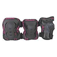 Защита (роликовые коньки) Tempish FID 3 пар. рожев/XL, фото 1