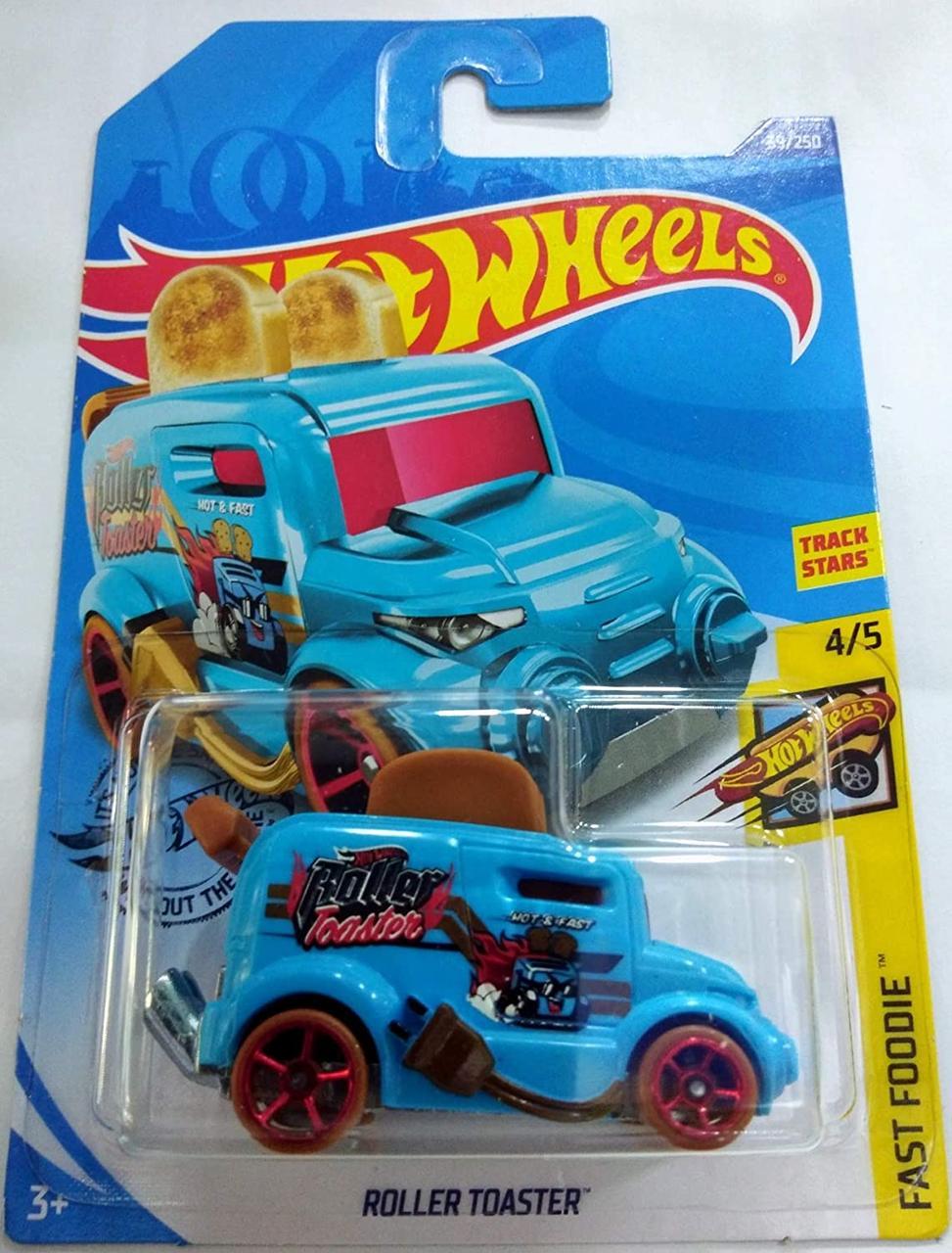 Машинка Hot Wheels ROLLER TOASTER