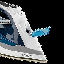 Праска Scarlett SC-SI30P06, 2400 Вт, сухе прасування, відпарювання, підошва - кераміка, фото 3