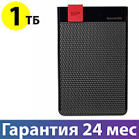 "Внешний жесткий диск 1 Тб Silicon Power Diamond D30, Black, 2.5"", USB 3.1 (SP010TBPHDD3SS3K)"