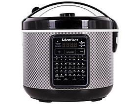 Мультиварка Liberton LMC 5946 Black на 5 литров, 46 программ, либертон, фото 2