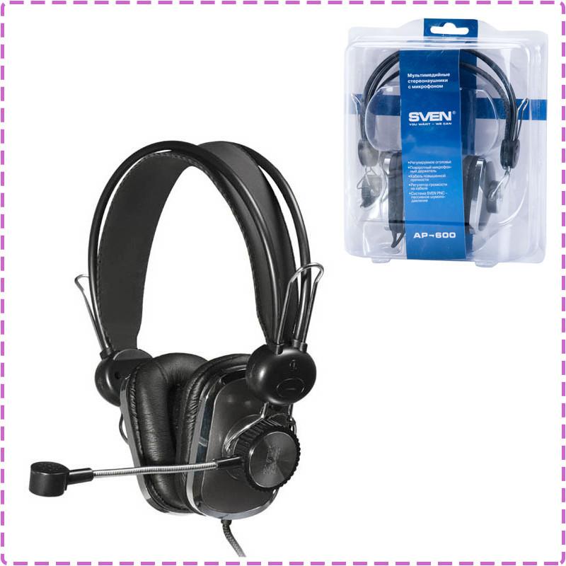 Навушники з мікрофоном SVEN AP-600, гарнітура