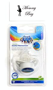Цифровой термометр в виде соски (пустышка) Canpol Babies