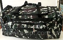 Дорожні тактичні сумки камуфляж Nike (ЗЕЛЕНИЙ)35х71см