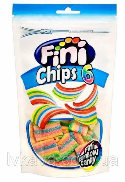 Мармеладні цукерки Fini Chips 6 , 180 гр