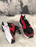 Мужские кроссовки Nike Air Huarache, мужские кроссовки найк аир хуарачи (41,44 размеры в наличии), фото 3