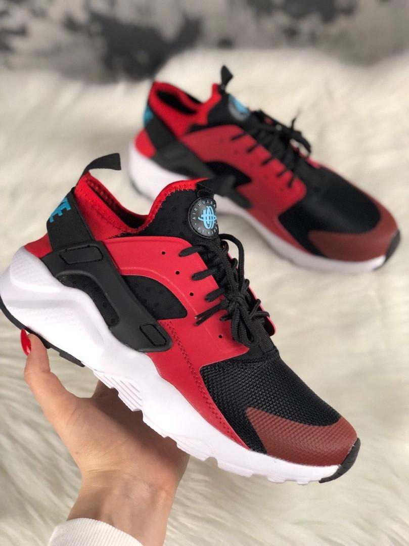 Мужские кроссовки Nike Air Huarache, мужские кроссовки найк аир хуарачи (41,44 размеры в наличии)