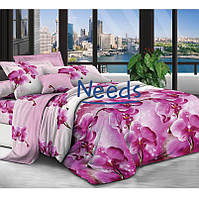 Комплект постельного белья Kris-Pol Орхидея №853442-2е PL двуспальный евро 200х220