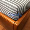Комплект постельного белья Kris-Pol Grey Бязь №140905-2 на резинке двуспальный 180х220 - Фото