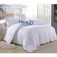 Комплект постельного белья Kris-Pol White Бязь №14111-2е на резинке двуспальный евро 200х220