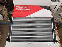 Радиатор охлаждения 2110, 2111, 2112 (алюмминиевый) инжектор АвтоВАЗ от ДААЗ