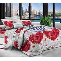 Комплект постельного белья Kris-Pol Love №854750-2е PL двуспальный евро 200х220