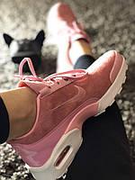 "Женские Кроссовки Nike Air Max Jewell ""LX Pink"" - ""Розовые Белые"""