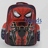 Школьный рюкзак для мальчика Человек Паук. Ранец портфель в школу для первоклассника (86673)