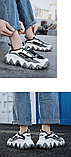 Кроссовки Obinigm серо-белые, фото 5