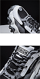 Кроссовки Obinigm серо-белые, фото 6