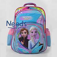 Школьный рюкзак для девочки Холодное сердце. Ранец портфель в школу для первоклассницы (86673)