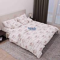 Комплект постельного белья Kris-Pol Arlo Бязь Голд №154128-2e двуспальный евро 200х220