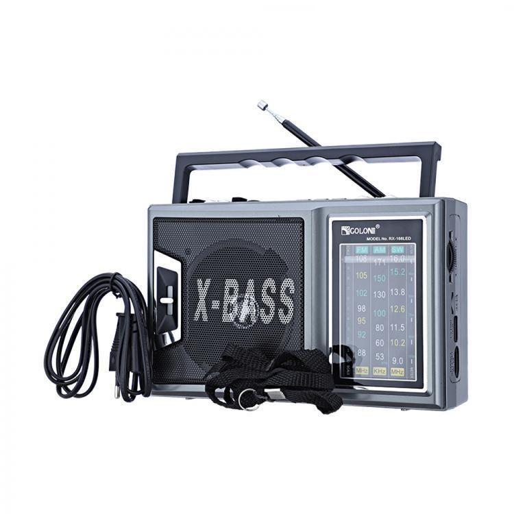 Радиоприемник Golon RX 166 LED