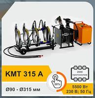Сварочная машина KmT 315А с автоматическим управлением Ø90-315 мм.,  Kamitech, фото 1