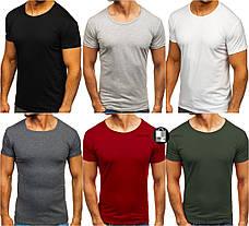 Мужской летний комплект футболка+шорты Asos Basic (36 вариантов комплектации!), фото 2