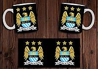 "Чашка ""ФК Манчестер Сити"" / Кружка ""Manchester City"" №1"