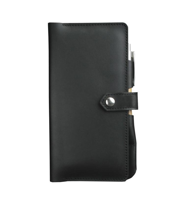 Кожаный Тревел-кейс Blanknote 4.0 черный