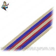 Лента ковровая жесткая 50мм - тесьма ременная полипропиленовая