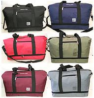 Спортивные сумки VOLT текстиль (6 цветов)24*36*47см