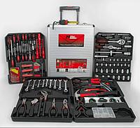 Набор инструментов Moller Professional 715 предметов в чемодане, Качественный набор инструментов