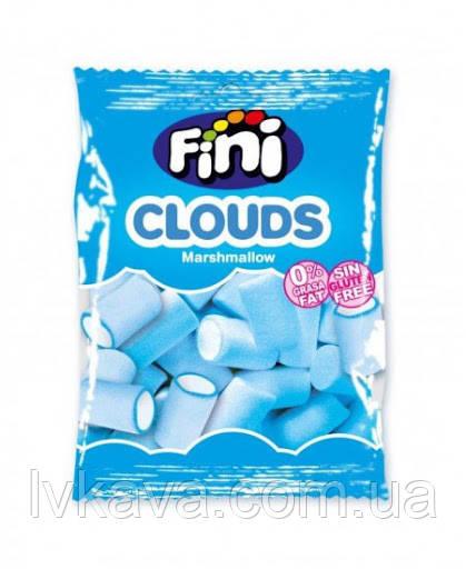 Жевательный зефир  Fini Clouds Marshmallow бело- голубой  , 80 гр