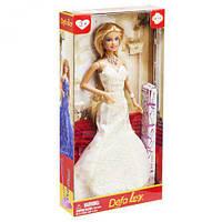 """Кукла """"Defa Lucy"""" в вечернем платье (в белом)  8270 ( TC114350)"""
