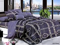 Семейный Комплект постельного белья IMAN Перкаль, 2 пододеяльника Постільна білизна