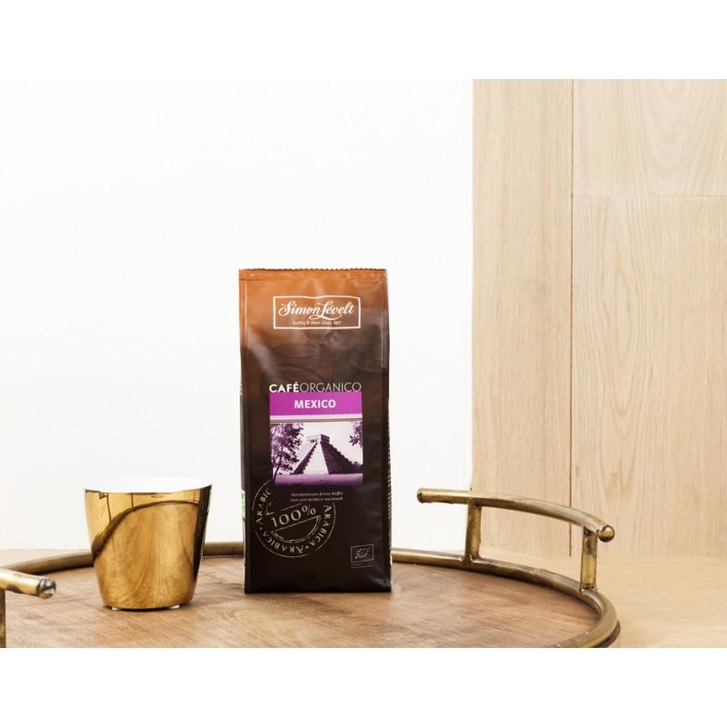 Кофе молотый Мексика Café Organico Simon Lévelt органический, 250 г